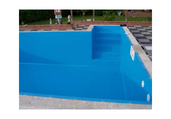 Schwimmbad oder swimming pool von folien willer ralf willer for Pool folienverlegung