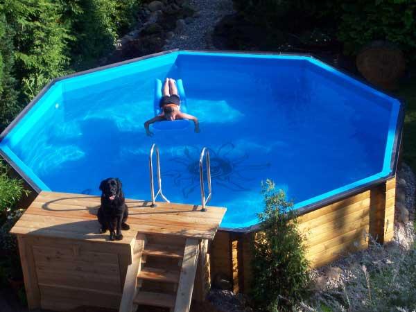 Image slideshow for Folienverlegung schwimmbad